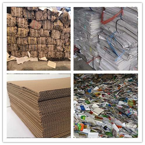 废纸回收案例