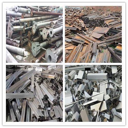 废旧金属回收案例